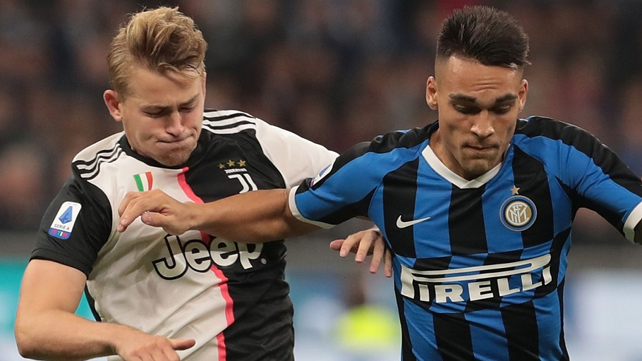 Juventus host newly crowned Serie A champions Inter Milan as the hosts continue to seek a Champions League spot with a top-four finish.
