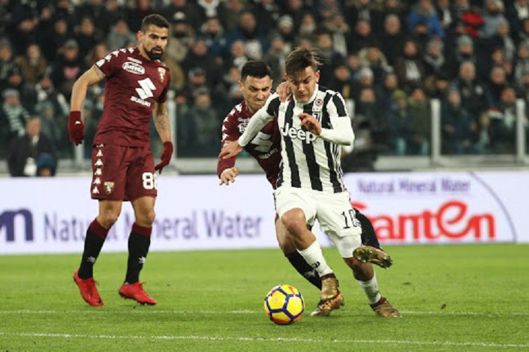 Juventus host AC Milan with only a spot in the top four left to play for after rivals Inter were crowned Serie A Champions.