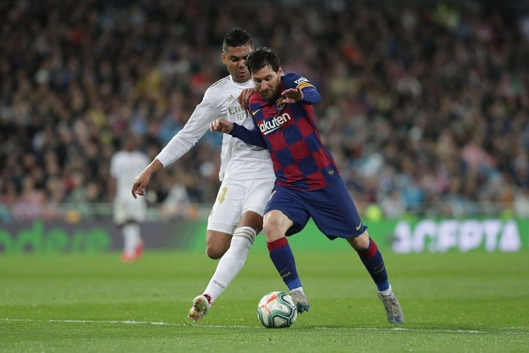 The two biggest teams in the Spanish La Liga face off in the El Clasico this Saturday, with both sides hoping to keep alive their hopes of winning the coveted title. What's your prediction?