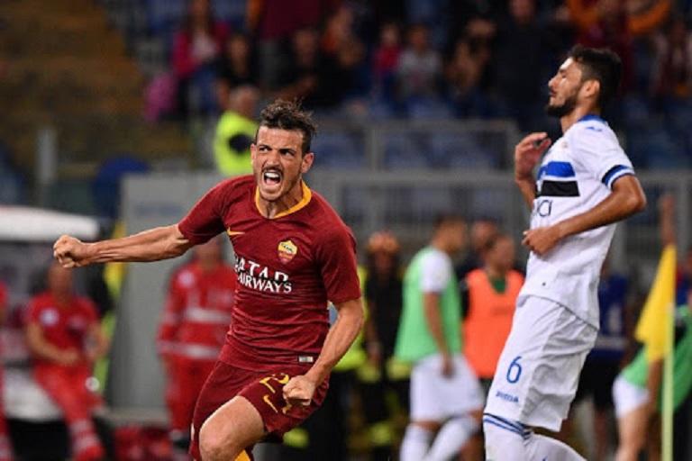 AS Roma host Atalanta hoping to end their Serie A winning run and restore hope of a European spot next season.