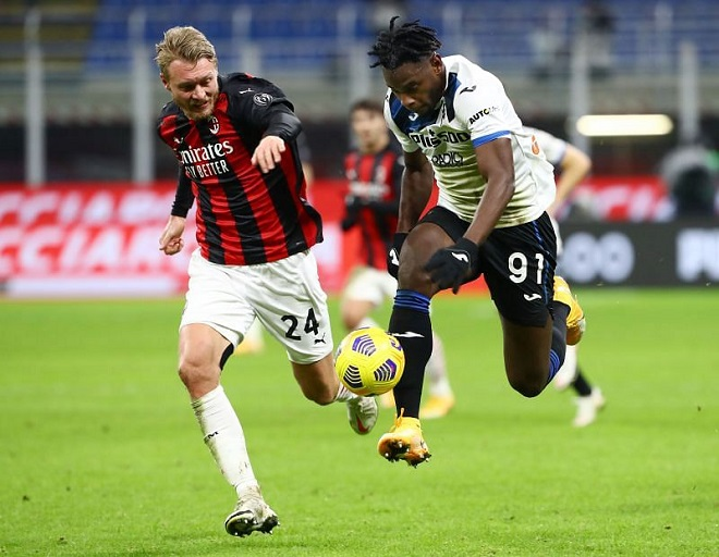 As the Serie A season comes to a close on Saturday, AC Milan know their hopes of Champions League football relies on their Atalanta clash.