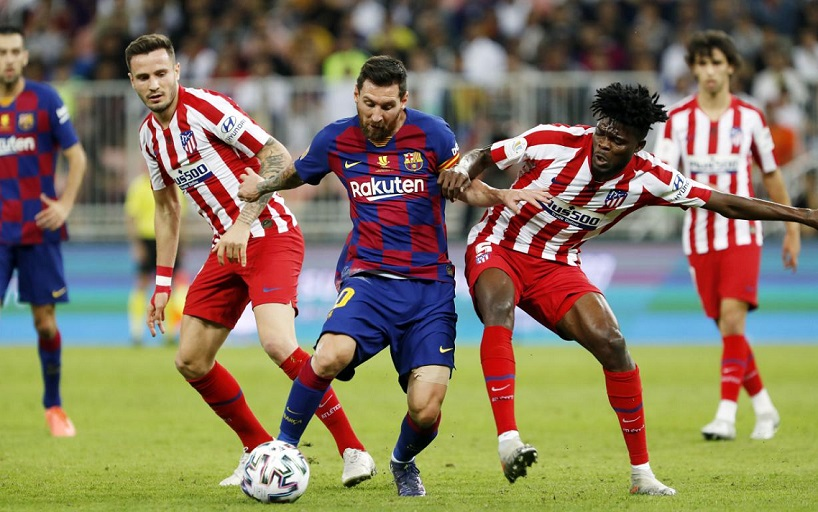 The race for the La Liga title heats up this weekend as leaders Atletico Madrid travel to the Camp Nou to square off with Barcelona.