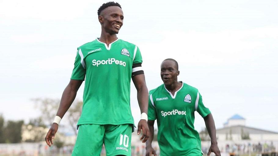 Record Kenya Premier League winners Gor Mahia FC travel to Mumias to take on Vihiga United hoping to extend their winning run.
