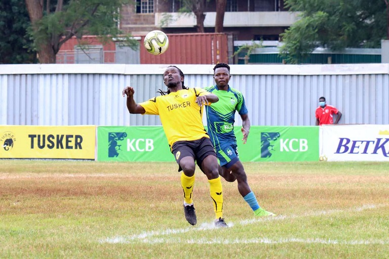 Kenya Premier League leaders KCB take on Tusker FC on Friday in arguably the biggest game in the Kenyan top flight.