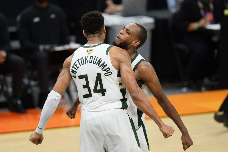 Will the Bucks win the series on Wednesday morning or can the Suns tie it at 3-3 to force Game 7
