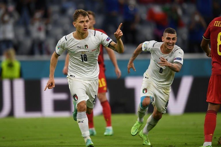 European giants Italy and Spain face off in the first semifinal of the Euro 2020 as they seek to book a place in the Wembley final on July 11.