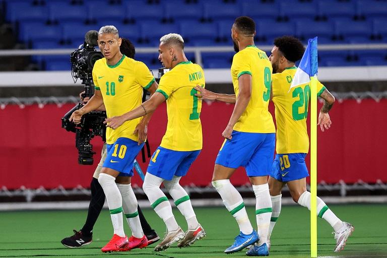 After the men's football at the Tokyo Olympics got underway last Thursday, Brazil and Ivory Coast lock horns at the International Stadium in Yokohama.