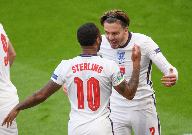 The England fans are hoping their side can break the duck and take a step closer to European glory with a win against Ukraine in the quarters