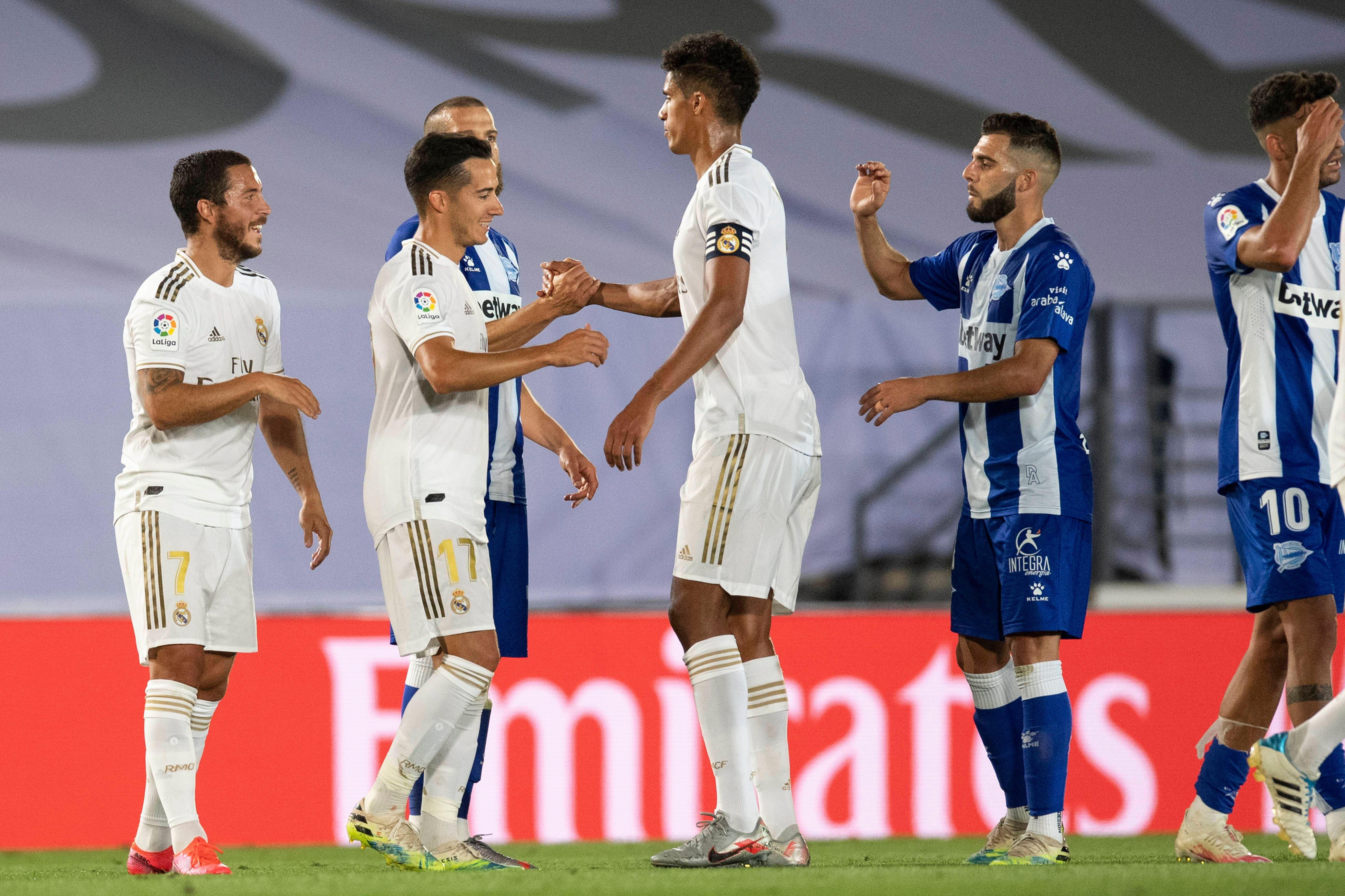 Real Madrid are hoping to get their 2021/22 La Liga campaign off to a winning start when they travel to Alavez on Saturday night.