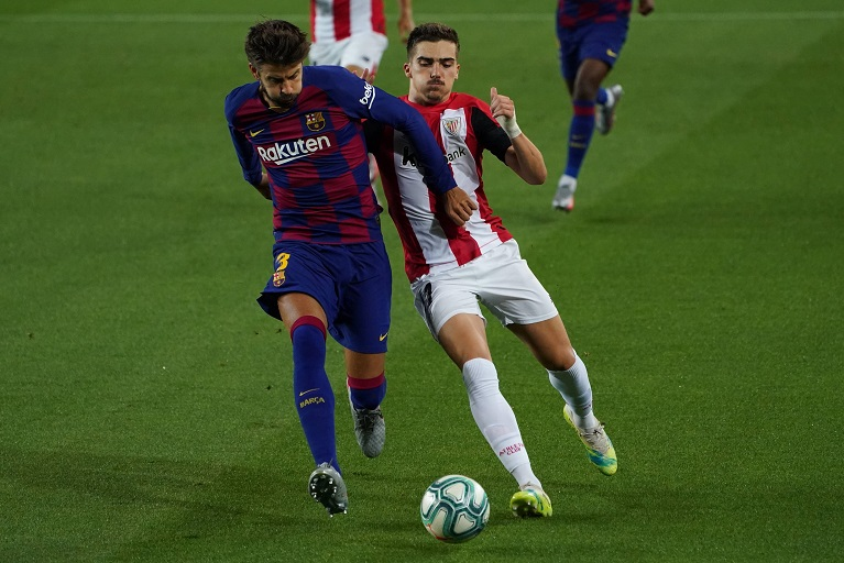 Athletic Bilbao are desperately searching for their first win of the 2021/22 La Liga season as they face Barcelona on Saturday night