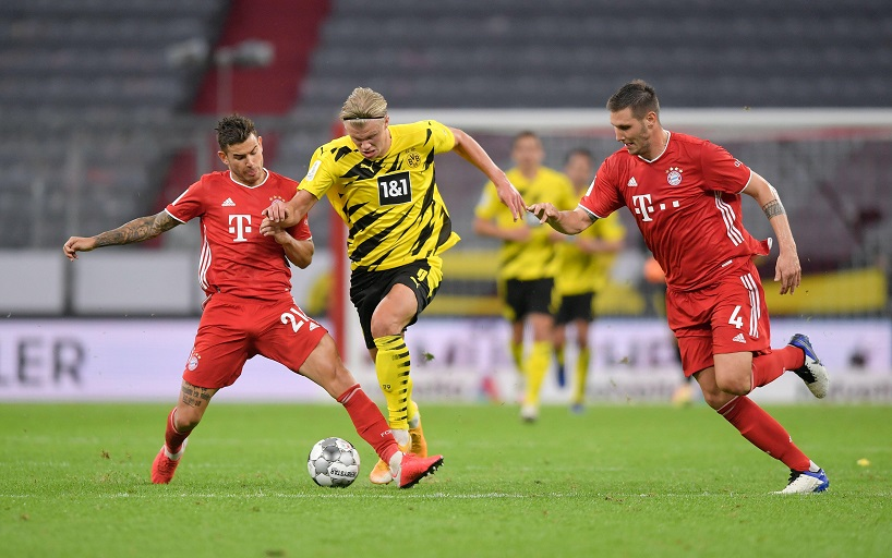 Borussia Dortmund and Bayern Munich are ready to renew their rivalry when they face off in the DFB Super Cup on Tuesday evening.