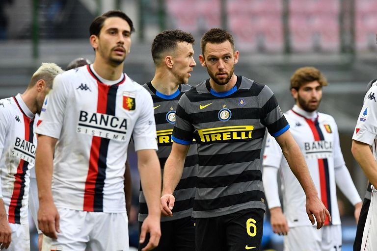 Last season's Serie A winners Inter Milan begin their quest to defend the title with a mouthwatering clash against Genoa on Saturday