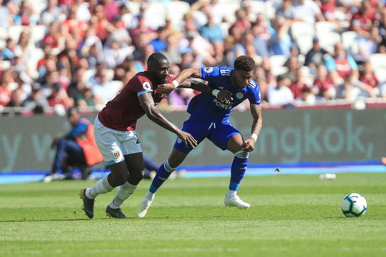 The last game of matchday 2 in the English Premier League sees West Ham host Leicester City on Monday night at the London Stadium