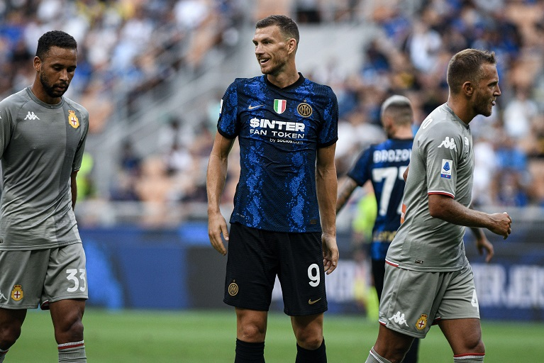 Serie A champions Inter Milan are looking to cement top spot when they travel to take on Verona in matchday 2 of the 2021/22 season