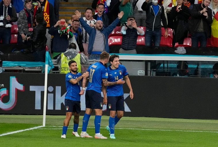 Newly crowned European champions Italy resume their World Cup qualifying trail with a match against Bulgaria on Thursday evening.