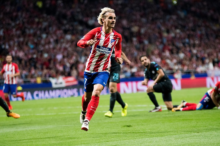 Champions Atletico Madrid are hoping to continue their great start to the La Liga season when they host Athletic Bilbao on Saturday