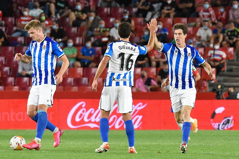 Real Sociedad are hoping to get a first win of the Europa League campaign when they host Monaco on Thursday night.