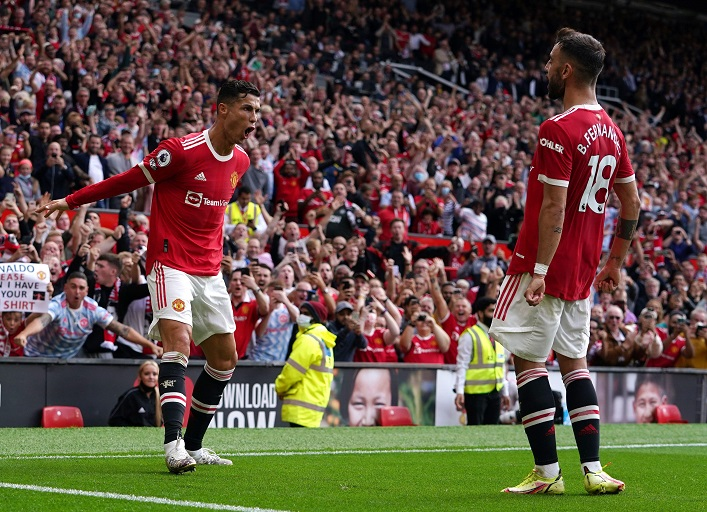 Man United's intent to challenge for the elusive EPL title was made clear as they took charge of the table after a 4-1 win against Newcastle.
