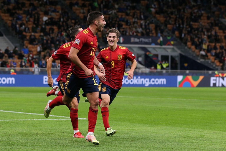 The UEFA Nations League comes to an enthralling end on Sunday as Spain face world champions France at the San Siro.