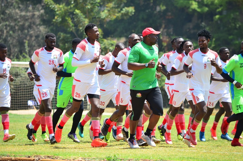 The Kenya men's national football team have an uphill task when they face Mali in a 2022 World Cup Qualifying match