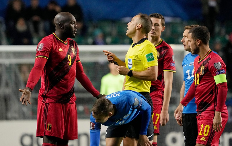 The number one team in the world Belgium are all set to play France for a place in the UEFA Nations League final.