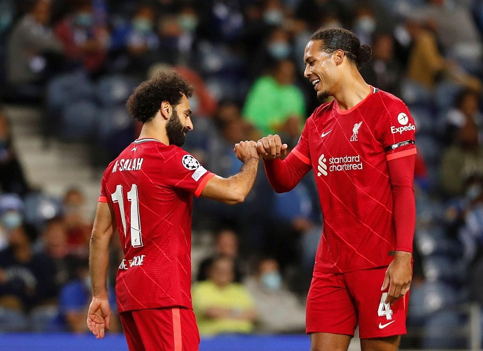 Dethroned champions Liverpool welcome current holders Manchester City to Anfield on Sunday evening.
